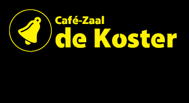 Café-zaal de Koster logo